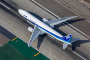 JA779A - ANA - All Nippon Airways Boeing 777-300ER aircraft