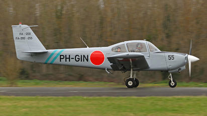 PH-GIN - Private Fuji FA-200 Aero Subaru (all models)