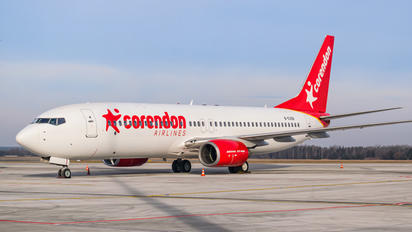B-5358 - Corendon Airlines Boeing 737-800