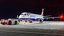 G-LCYX - British Airways - City Flyer Embraer ERJ-190 (190-100) aircraft