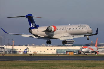 EI-GEF - SAS - Scandinavian Airlines (CityJet) Canadair CL-600 CRJ-900