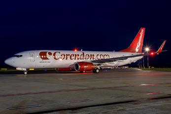 TC-TJN - Corendon Airlines Boeing 737-800