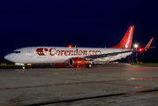 TC-TJN - Corendon Airlines Boeing 737-800 aircraft