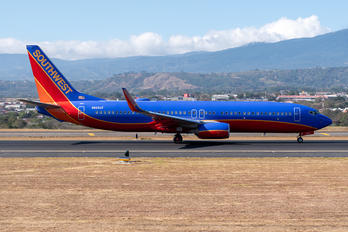 N8650F - Southwest Airlines Boeing 737-800
