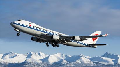 B-2475 - Air China Cargo Boeing 747-400F, ERF