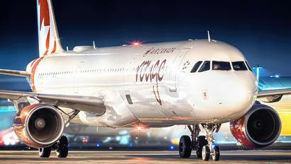 C-GHPD - Air Canada Rouge Airbus A321