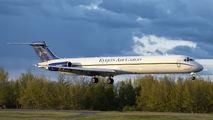 N73444 - Everts Air Cargo McDonnell Douglas MD-82SF aircraft