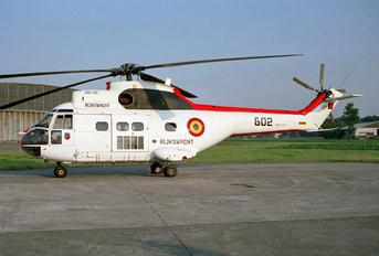 G02 - Belgium - Gendarmerie Aerospatiale SA-330 Puma