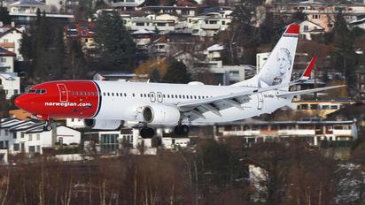 SE-RRN - Norwegian Air Sweden Boeing 737-800