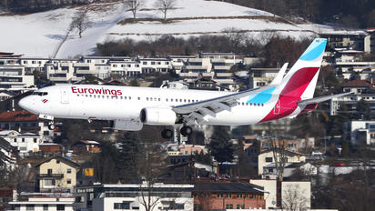 D-ABMV - Eurowings Boeing 737-800