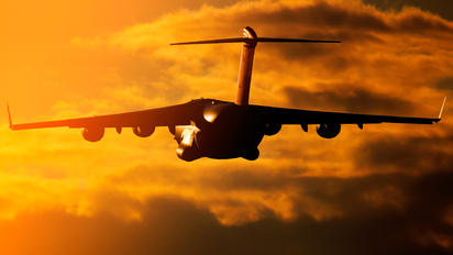 A7-MAN - Qatar Amiri - Air Force Boeing C-17A Globemaster III