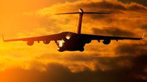 A7-MAN - Qatar Amiri - Air Force Boeing C-17A Globemaster III aircraft
