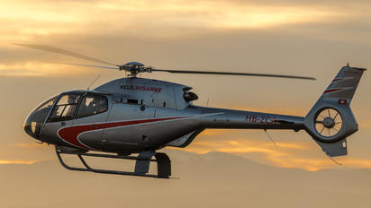 HB-ZCA - Heli-Lausanne Eurocopter EC120B Colibri