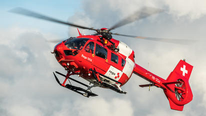 HB-ZQJ - REGA Swiss Air Ambulance  Airbus Helicopters H145