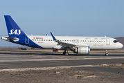 SE-ROX - SAS - Scandinavian Airlines Airbus A320 NEO aircraft