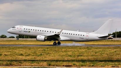 VP-BZH - Pegas Embraer ERJ-190 (190-100)