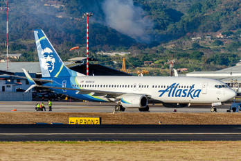 N536AS - Alaska Airlines Boeing 737-800