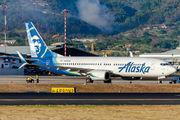 N536AS - Alaska Airlines Boeing 737-800 aircraft