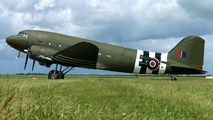 G-ANAF - Air Atlantique Douglas DC-3 aircraft