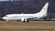 20203 - USA - Air Force Boeing C-40B aircraft