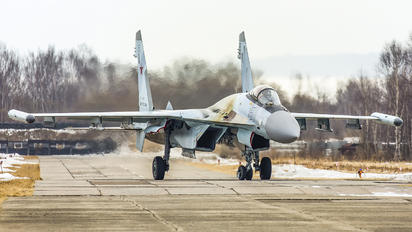 RF-95008 - Russia - Air Force Sukhoi Su-35S