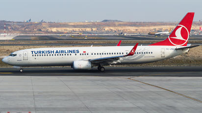 TC-JYD - Turkish Airlines Boeing 737-900