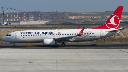 TC-JVM - Turkish Airlines Boeing 737-800