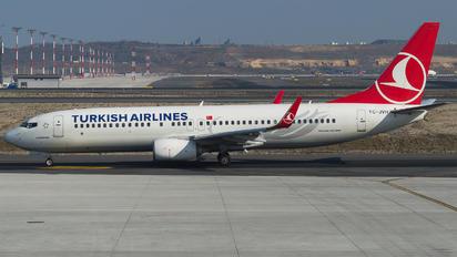 TC-JVH - Turkish Airlines Boeing 737-800