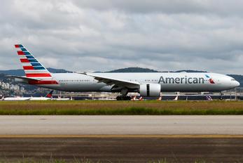N721AN - American Airlines Boeing 777-300ER