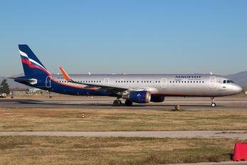 VP-BKQ - Aeroflot Airbus A321
