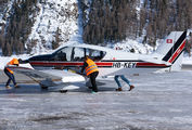 HB-KEY - Private Robin DR.400 series aircraft