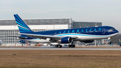 4K-AI01 - Azerbaijan - Government Boeing 767-300ER