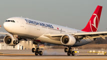 TC-LOH - Turkish Airlines Airbus A330-200 aircraft