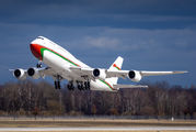 A4O-HMS - Oman - Royal Flight Boeing 747-8 aircraft