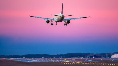 EDDM - - Airport Overview - Airport Overview - Runway, Taxiway