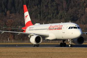OE-LBX - Austrian Airlines/Arrows/Tyrolean Airbus A320 aircraft