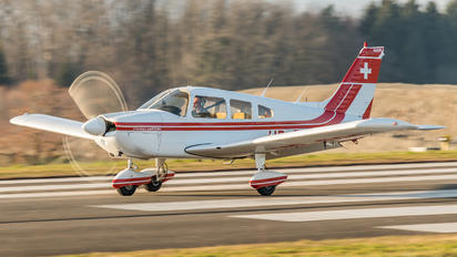 HB-PBO - Private Piper PA-28 Cherokee