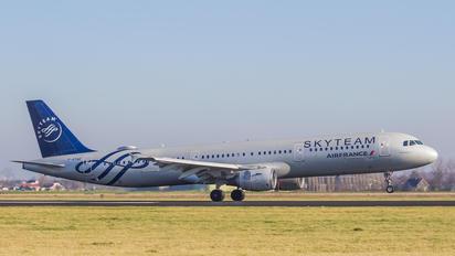F-GTAE - Air France Airbus A321