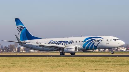 SU-GEL - Egyptair Boeing 737-800