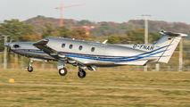 D-FNAH - Private Pilatus PC-12 aircraft