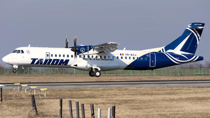 YR-ATJ - Tarom ATR 72 (all models)