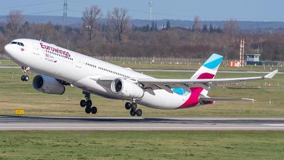 OO-SFK - Eurowings Airbus A330-300