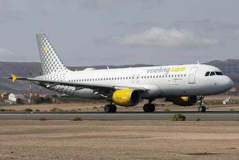 EC-MVO - Vueling Airlines Airbus A320