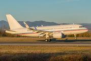 P4-MGU - Global Jet Luxembourg Airbus A319 CJ aircraft