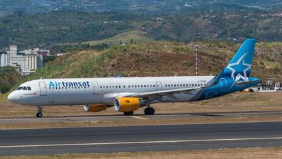 C-FTXU - Air Transat Airbus A321