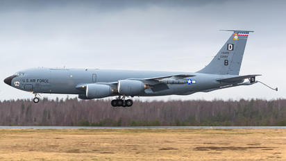 62-3551 - USA - Air Force Boeing KC-135R Stratotanker