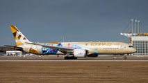 A6-BLE - Etihad Airways Boeing 787-9 Dreamliner aircraft