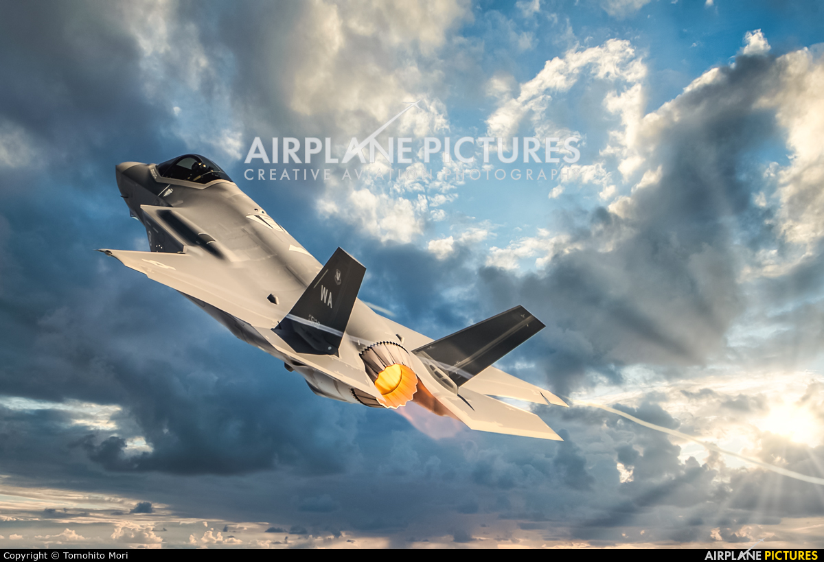 USA - Air Force 17-5267 aircraft at Nellis AFB
