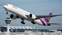 HS-TKQ - Thai Airways Boeing 777-300ER aircraft