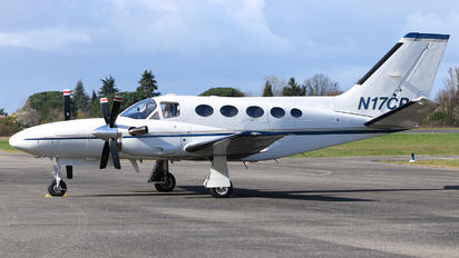 N17CP - Private Cessna 425 Conquest I